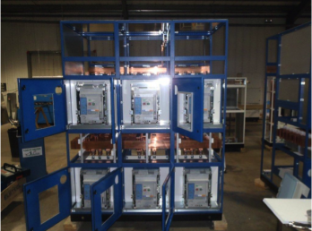 Feeder  Section with centre busbar chamber